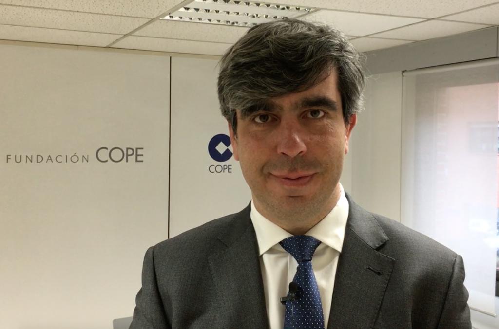 David Martín Casero se incorpora a la Fundación COPE como patrono